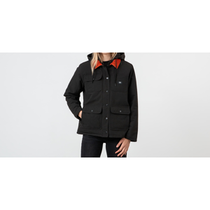 Vans Drill Chore Coat Jacket Black/ Orange