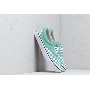 Vans Era (Checkerboard) Neptune Green