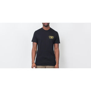 Vans Full Patch Back Tee Black-Green Sheen