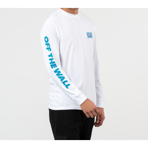 Vans Hi-Point Long Sleeve White