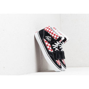 Vans Mountain Edition (Checkerboard) Black/ Red