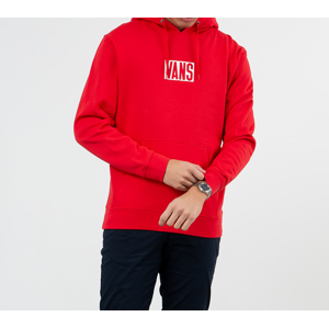 Vans New Stax Hoodie Racing Red