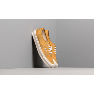 Vans OG Authentic LX (Canvas/ Island Leaf) Narcissus/ Gold