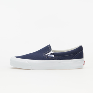 Vans OG Classic Slip-On (Canvas) Navy