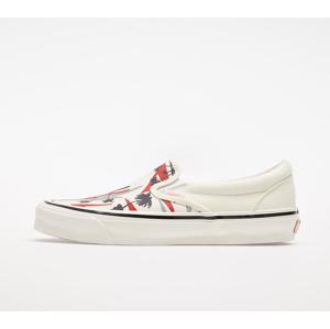 Vans OG Classic Slip-On (Copson) Classic White/ Blac De Blanc