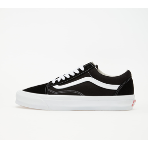 Vans OG Old Skool LX (Suede/ Canvas) Black