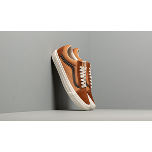 Vans OG Old Skool LX (Suede/ Canvas) Monks Robe/ Brown