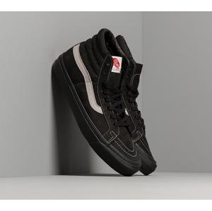 Vans OG SK8-Hi LX (Nubuck/ Leather) Black
