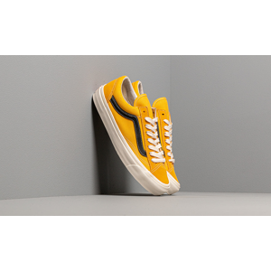 Vans Og Style 36 Lx (Suede/Canvas) Off White/ Yellow