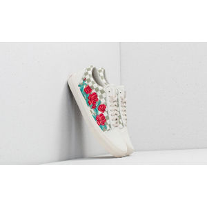 Vans Old Skool DX (Rose Embroidery) Marshmallow