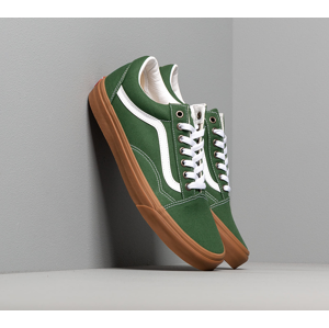 Vans Old Skool (Gum) Greener Pastures/ True White