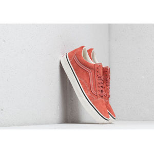 Vans Old Skool (Hairy Suede) Hot Sauce