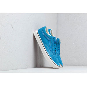 Vans Old Skool (Hairy Suede) Indigo Bunting/ Snow White