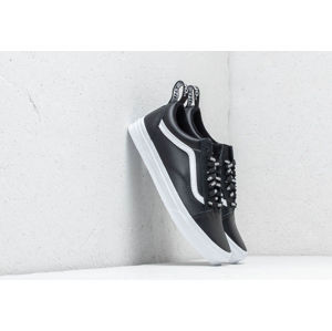 Vans Old Skool (Otw Webbing) Black/ Leather