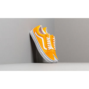 Vans Old Skool (Suede/ Canvas) Zinnia/ True White