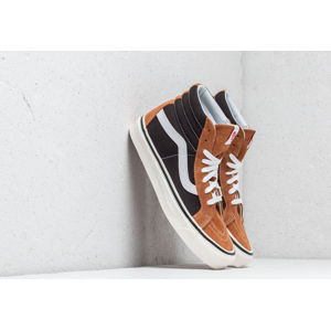 Vans Sk8-Hi 38 DX (Anaheim Factory) Og Hart Brown/ Og Black