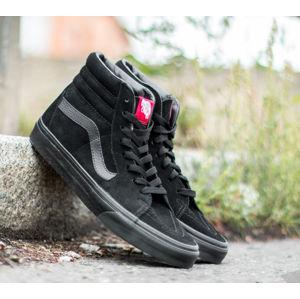 Vans Sk8-Hi Black/ Black Suede