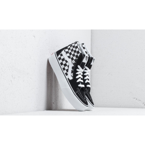 Vans Sk8-Hi Platform 2 Checkerboard/ True White