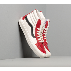 Vans Sk8-Hi Reissue Vl (Leather) Chilli Pepper/ Marshmallow/ Black