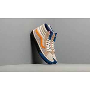 Vans SK8-Hi Reissue VL (Suede/ Leather) Blue/ Ginger