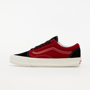 Vans Vault OG Old Skool LX (Suede) Chili Pepper/ Black
