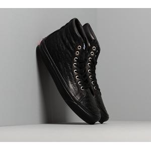 Vans Vault OG Sk8-Hi LX (Jim Goldberg) Black Leather