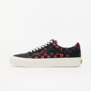Vans Vault x Baracuta Old Skool LX Black/ Tartan Plaid/ Marshmallow