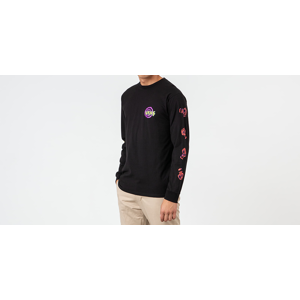 Vans x The Nightmare Before Christmas Oogie Boogie Longsleeve Tee (DISNEY) Black