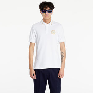 Versace Jeans Couture Polo Slim Round Small E T-shirt