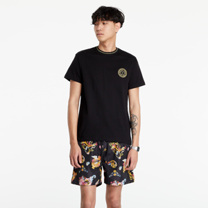 Versace Jeans Couture Slim Round Small Emb T-shirt Black