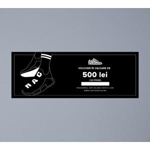 Voucher în valoare de 500 lei
