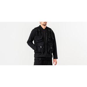 White Mountaineering Military Blouson Jacket Black