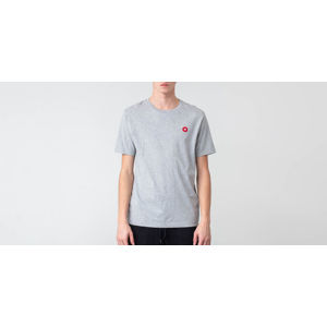 WOOD WOOD Ace Tee Grey Melange