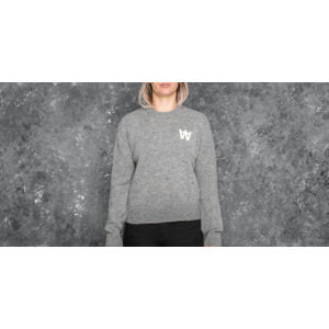 WOOD WOOD Anneli Sweater Grey Melange