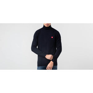 WOOD WOOD Ira Turtle Neck Navy