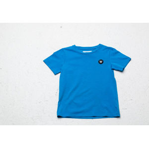 WOOD WOOD Kids Ola Tee Blue