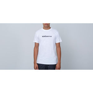 WOOD WOOD Perry Tee Bright White