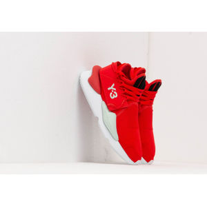 Y-3 Kaiwa Knit Red/ Core Black/ Salty Green