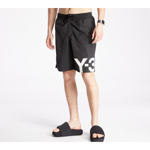 Y-3 Swim Shorts Black