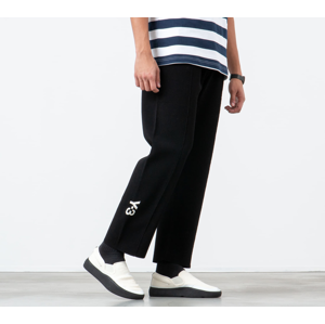 Y-3 Tech Knit Wide Pants Black/ Ecru